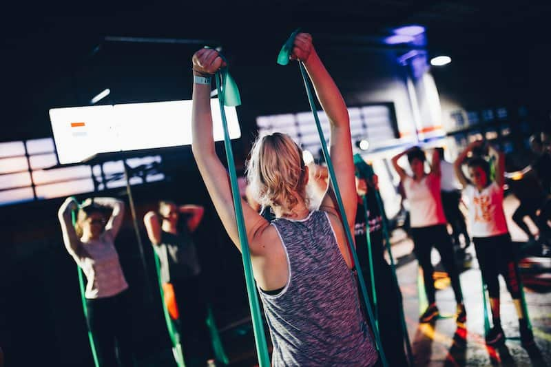 fitness classes in simcoe